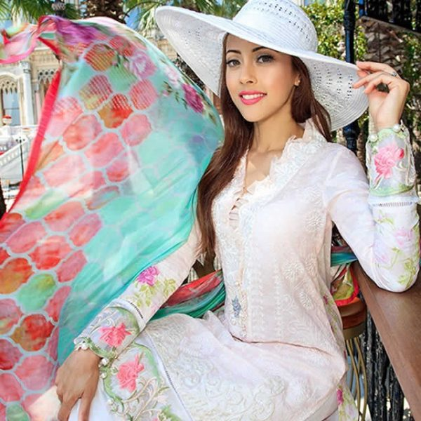 Farah Talib Aziz 2015 Mid Summer Collection 2015