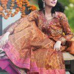 Spring Summer Latest Farah Talib Aziz Bridal Collection