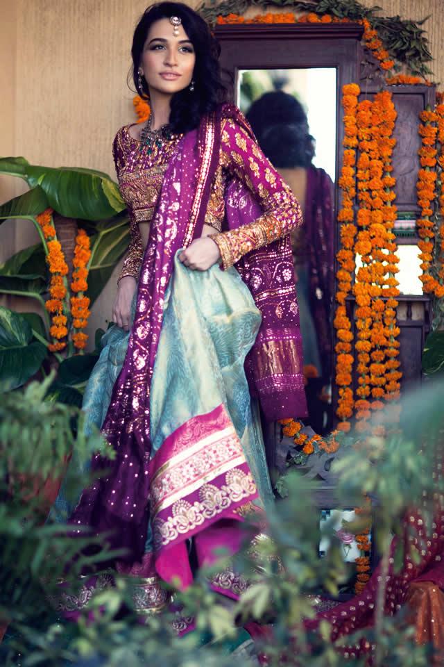 Spring Summer Bridal Farah Talib Aziz Latest Collection