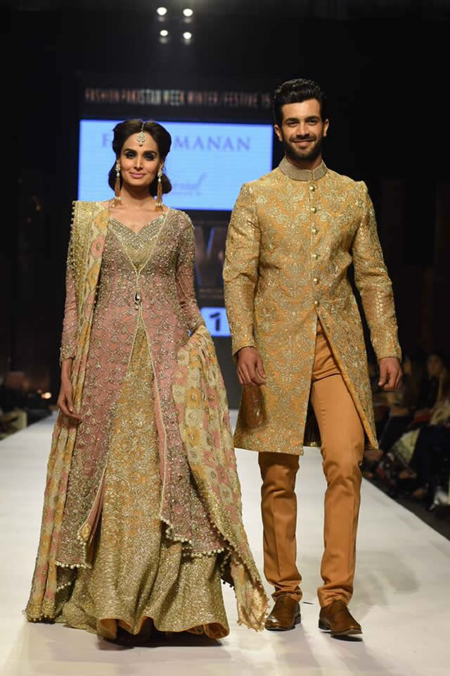 Faraz Manan Pakistani Fashion Designer