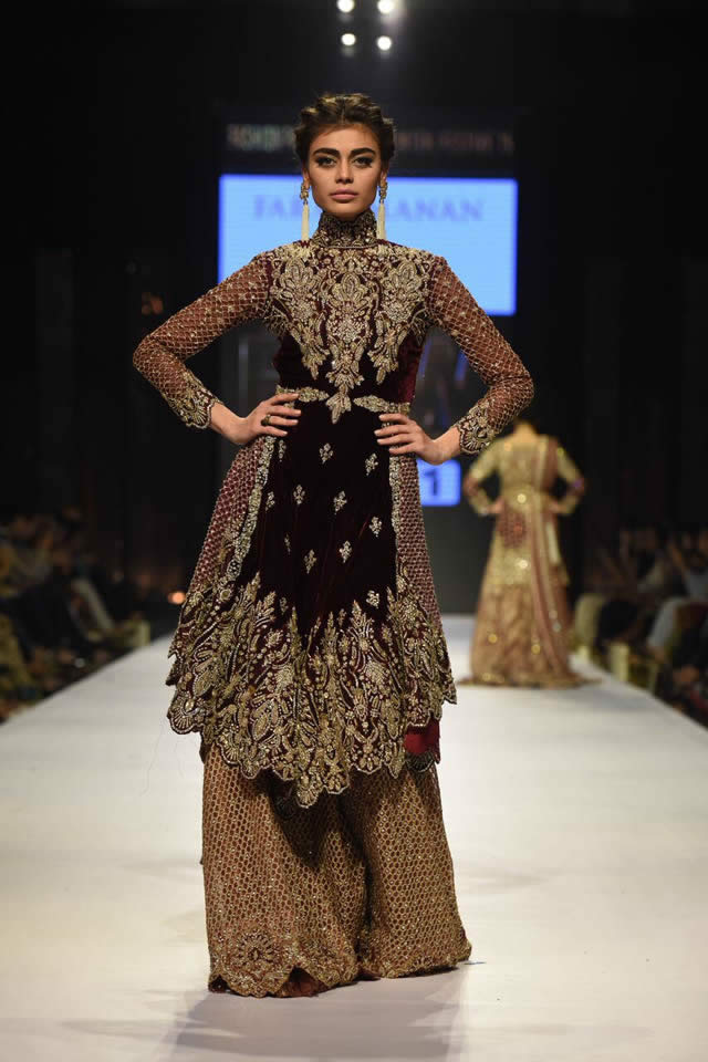Faraz Manan Collection At Fashion Pakistan Week W F 2015
