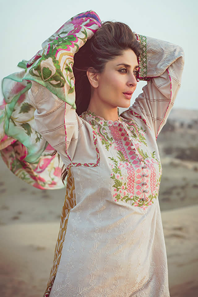 Faraz Manan Lawn Dresses collection 2016 Gallery