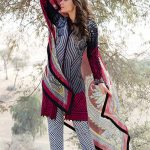 2016 Faraz Manan Lawn collection Images