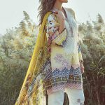 Faraz Manan Lawn Dresses collection 2016 Pictures