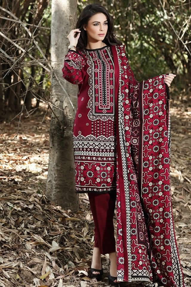 Firdous Winter Dresses collection 2015 Gallery