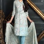 Firdous Winter Dresses collection 2015 Pictures