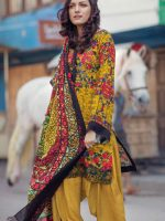 Firdous Winter Dresses collection 2017 Images