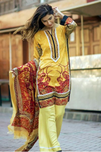 Firdous Winter collection 2017 Images