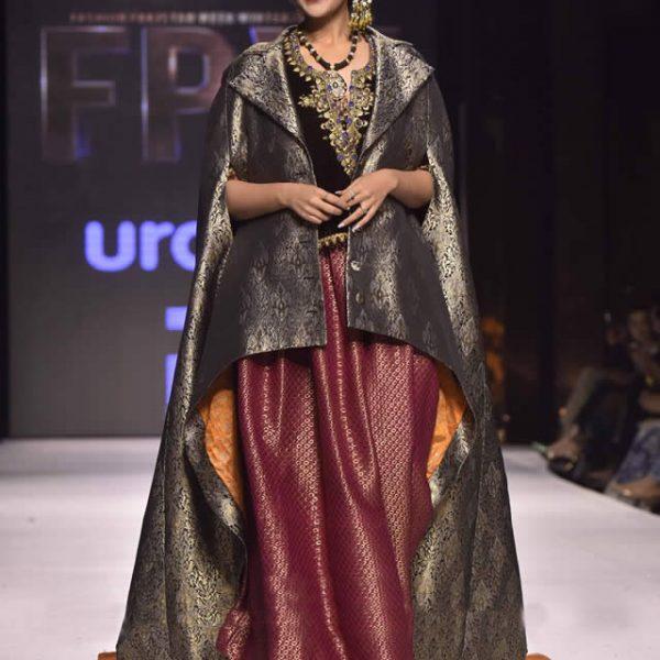 FnkAsia Collection at Fashion Pakistan Week W/F 2015