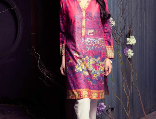 Gul Ahmed Ideas Fall Collection 2015