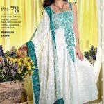 2015 Summer Eid Lawn Gul Ahmed Formal Dresses Pics