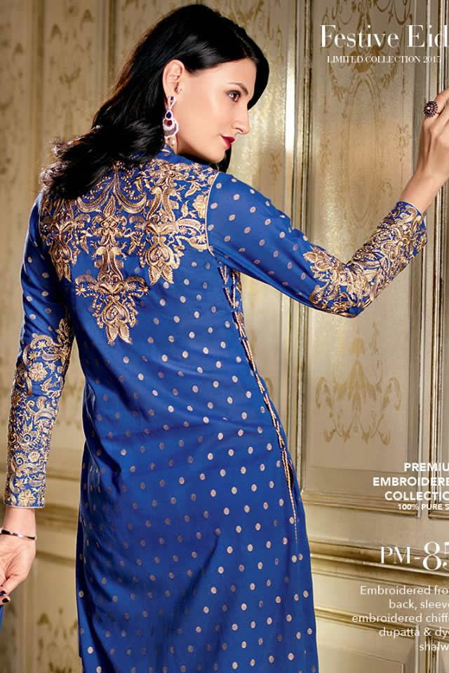 Gul Ahmed Dresses Collection 2015 Photo Gallery