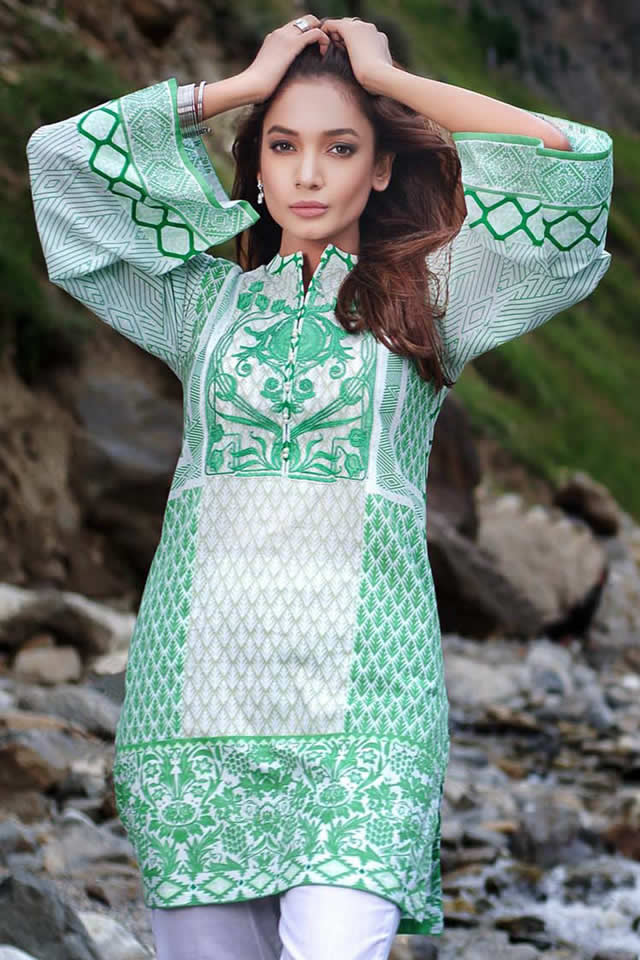Gul Ahmed Winter Dresses collection 2016 Pics