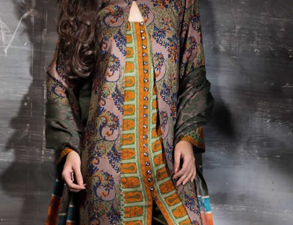 Winter Collection 2015 by Gul Ahmed