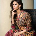Gul Ahmed Winter collection 2015 Photos
