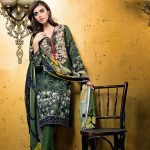 Gul Ahmed Winter Dresses collection 2015 Pics