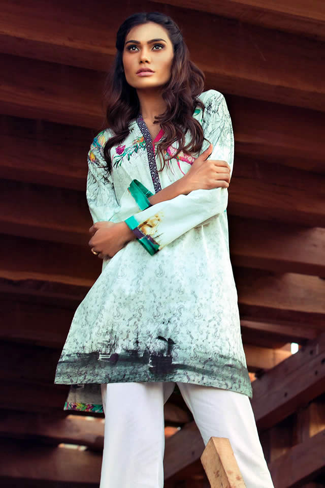 2016 Gul Ahmed spring collection Pictures