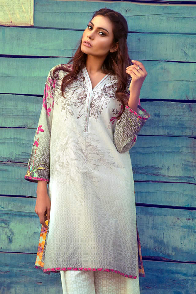 2016 Gul Ahmed spring collection Photos