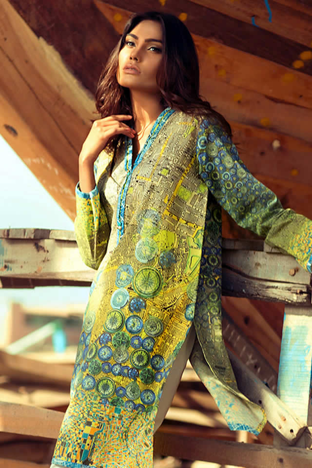 2016 Gul Ahmed spring collection Images