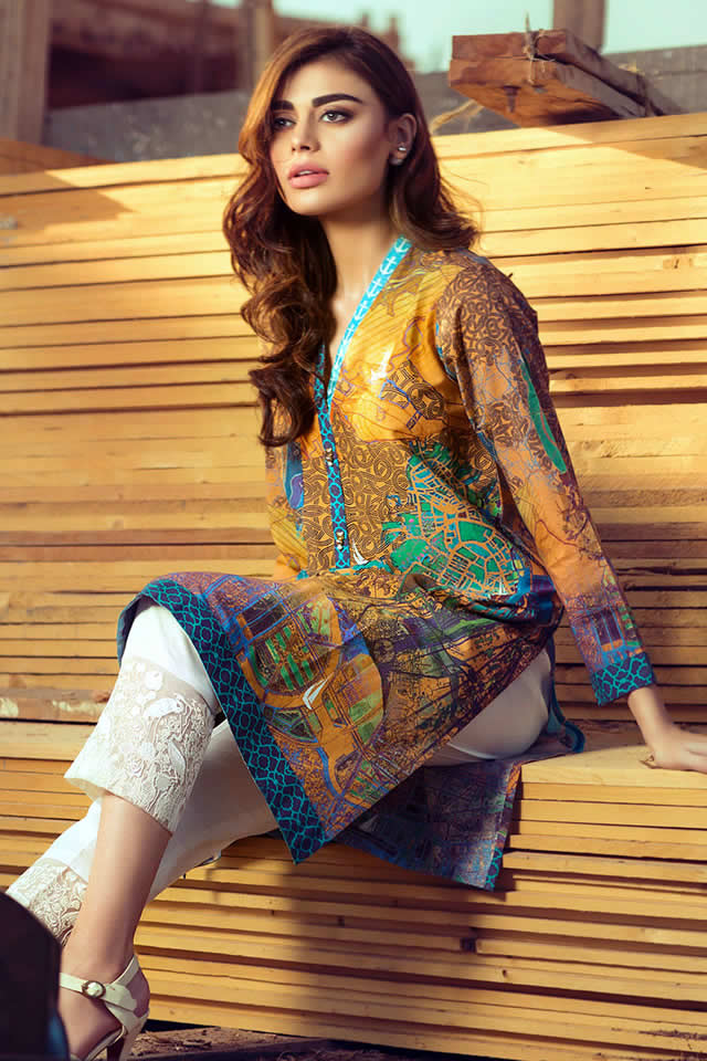 2016 Gul Ahmed spring collection Gallery