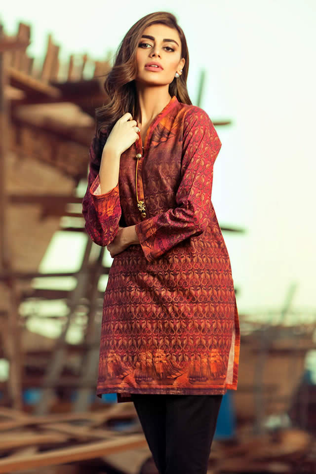 2016 Gul Ahmed spring Dresses collection