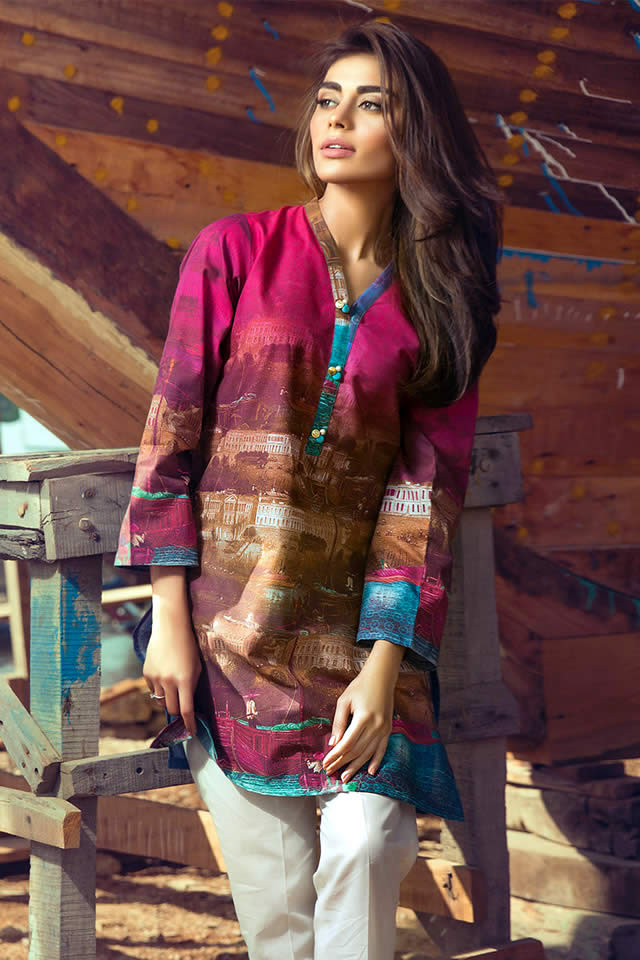 2016 Gul Ahmed spring Dresses collection Pictures