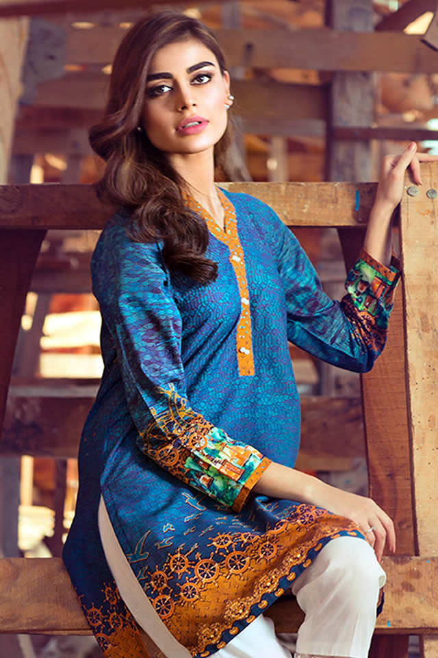 Gul Ahmed spring collection 2016 Images