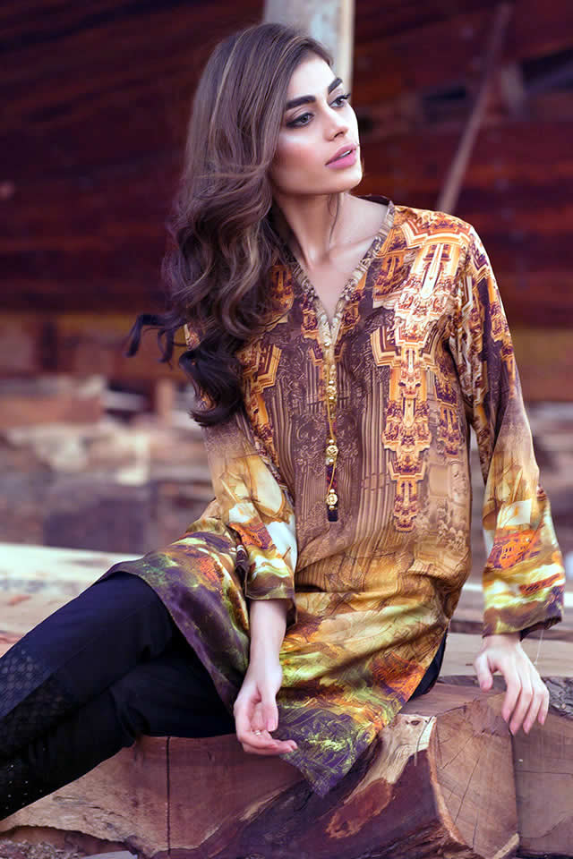 Gul Ahmed spring Dresses collection 2016