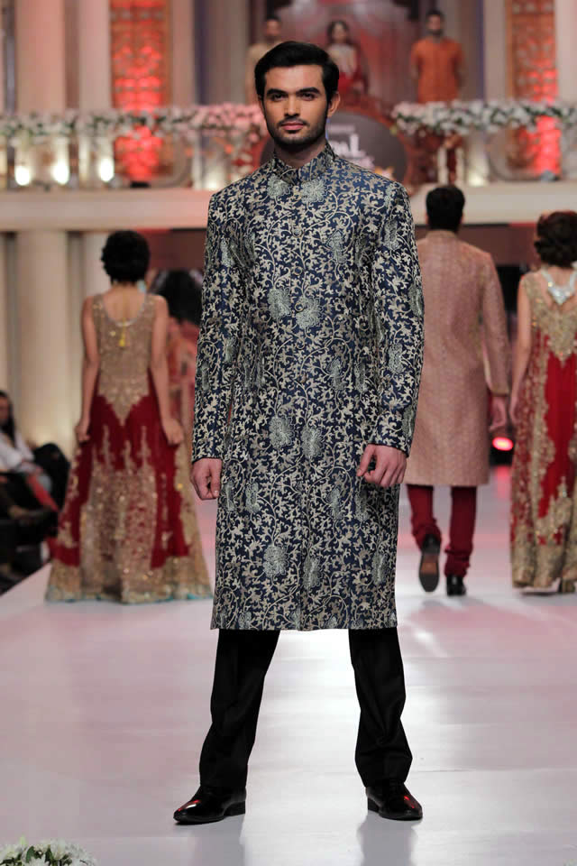 2015 Telenor Bridal Couture Week HSY Bridal Dresses Picture Gallery