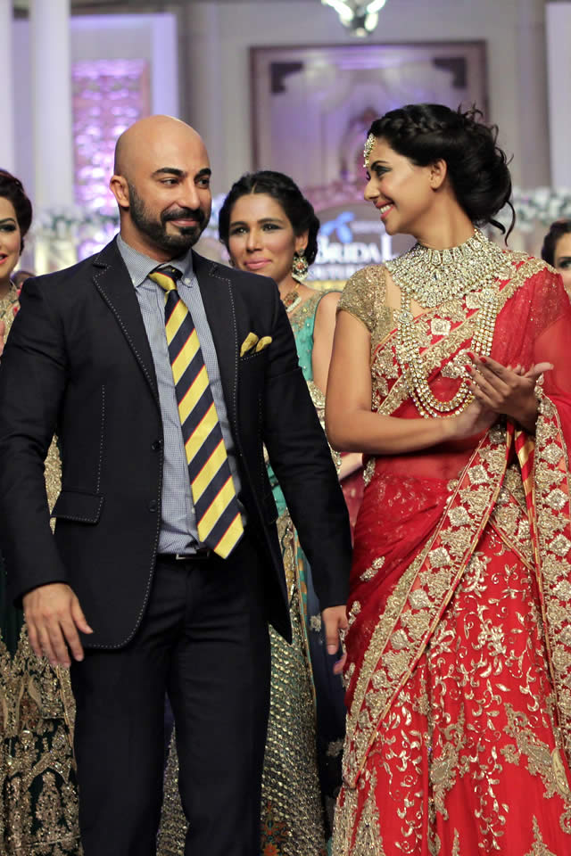 Telenor Bridal Couture Week 2015 HSY Collection