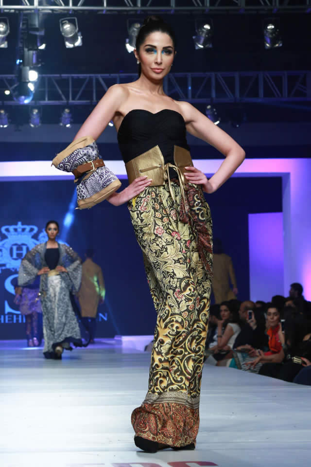 2015 HSY INK PFDC Sunsilk Fashion Week Collection