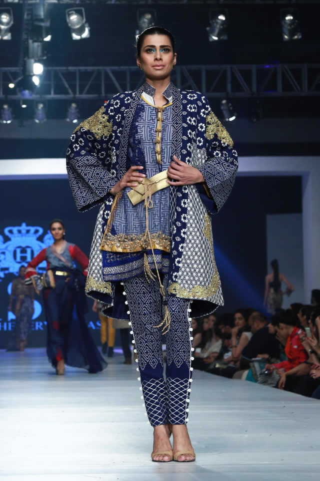 HSY 2015 PFDC Sunsilk Fashion Week Collection