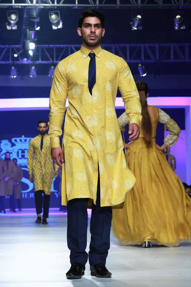 HSY PFDC Sunsilk Fashion Week Collection