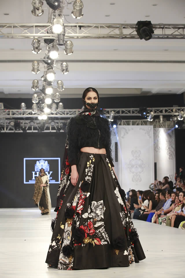 2016 PFDC LOreal Paris Bridal Week HSY Dresses Gallery