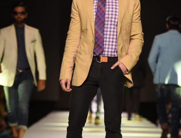HSY Hi-Octane 'Col. at Telenor Pakistan Fashion Week 15