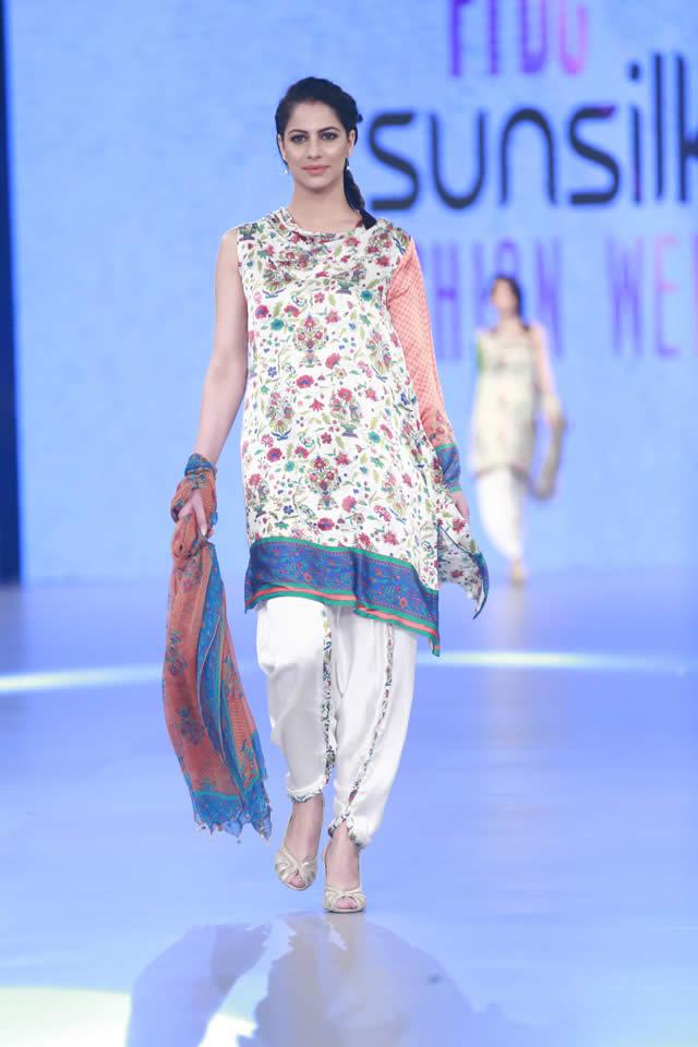 Harmony Collection at PFDC Sunsilk Fashion Week 2016