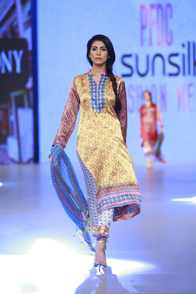 2016 PSFW Harmony Dresses Gallery