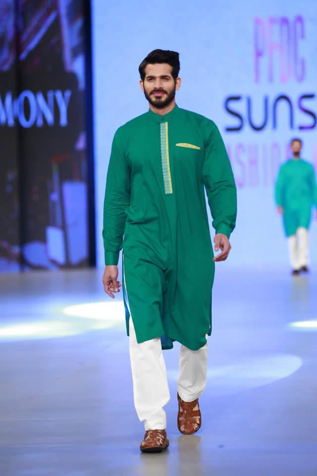 2016 PFDC Sunsilk Fashion Week Harmony Dresses Collection