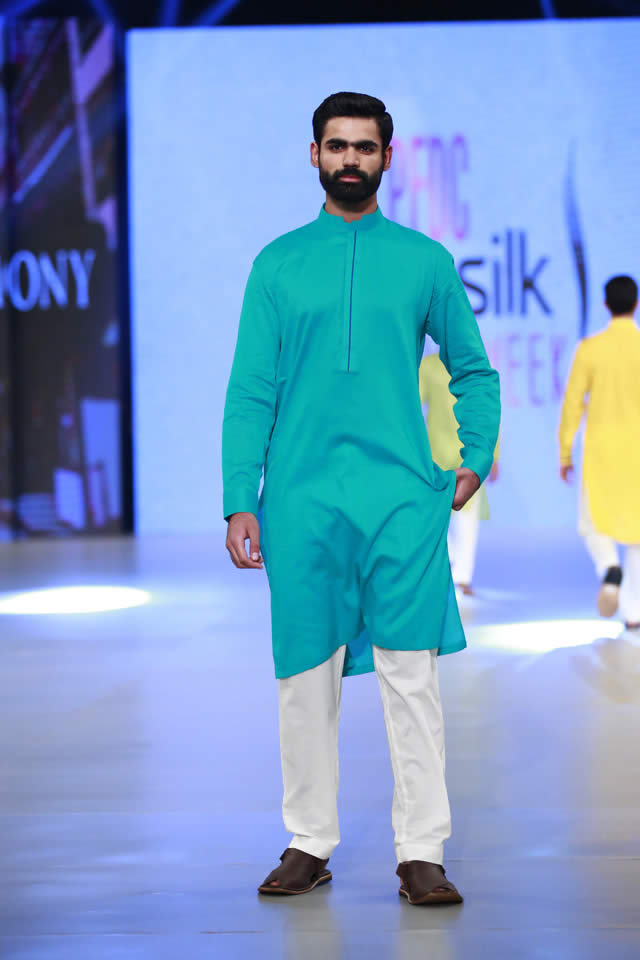 2016 PFDC Sunsilk Fashion Week Harmony Formal Dresses Pics