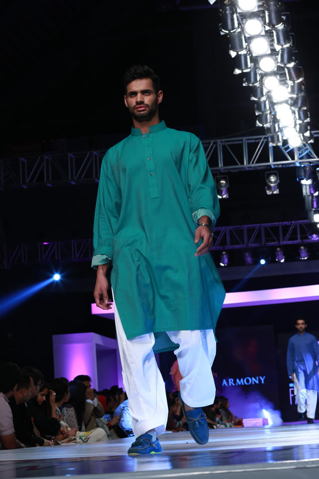 PFDC Sunsilk Fashion Week 2015 Harmony Collection Photos