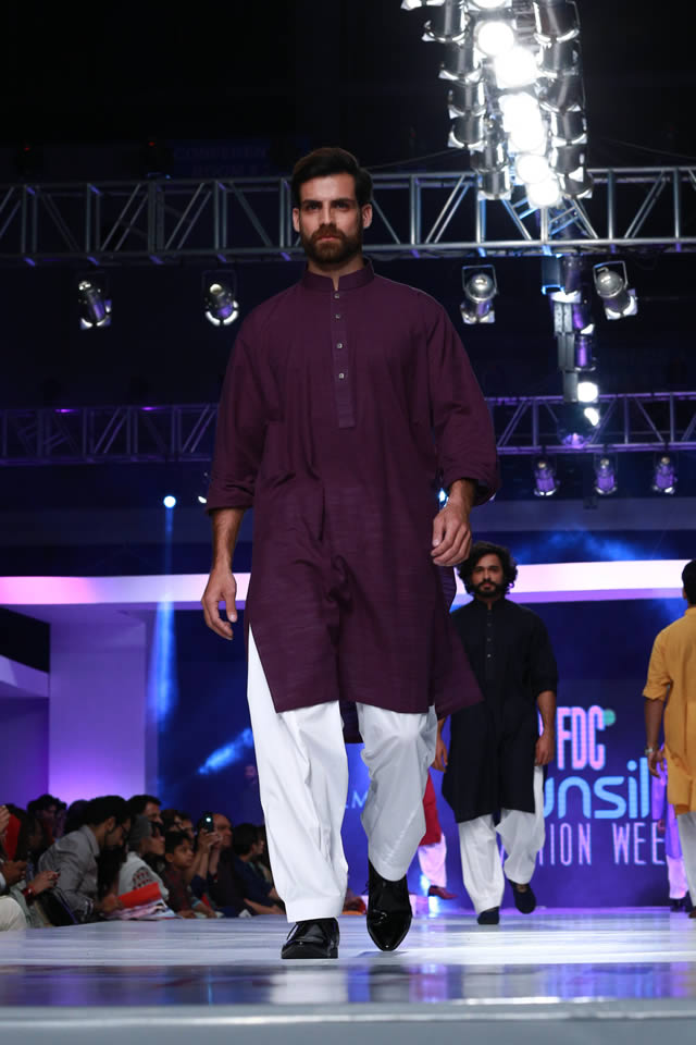 PFDC Sunsilk Fashion Week 2015 Harmony Formal Dresses Pics