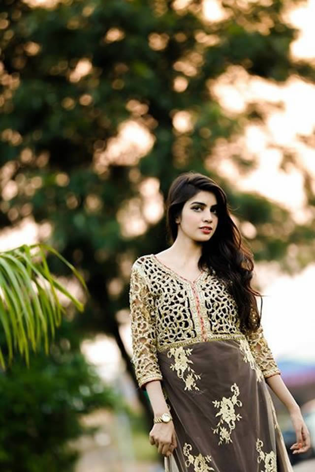 Fashion Designer Hira Khan Ghauri Dresses Pret 2015