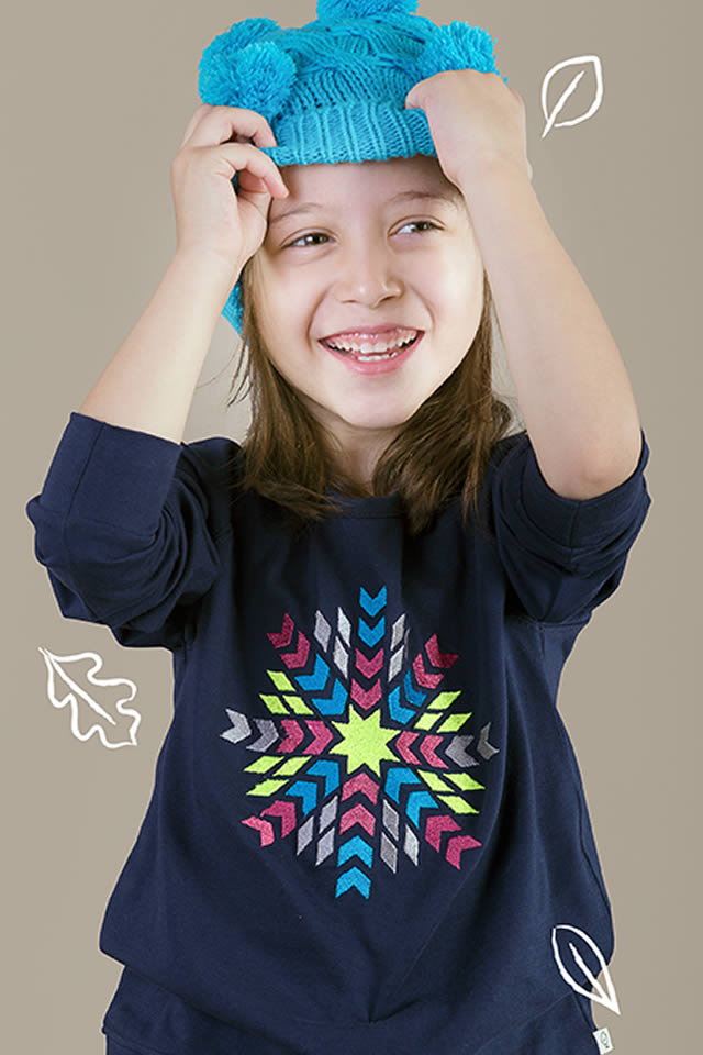 Hopscotch Winter Kids wear collection 2015