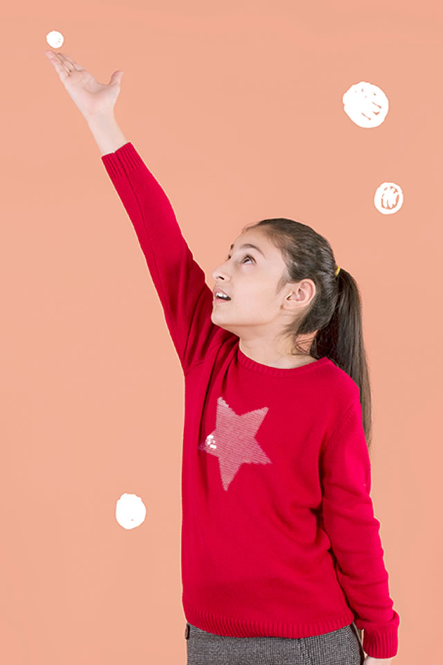 Hopscotch Winter Kidswear Dresses collection 2015 Images