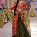 Telenor Bridal Couture Week 2015 Arsalan Iqbal Summer Collection