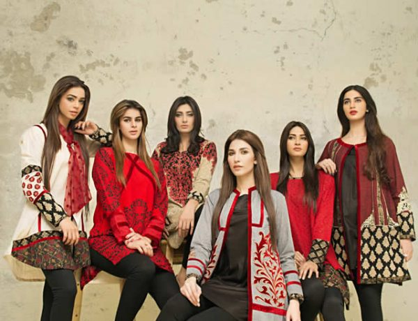 House of Ittehad Valentine's Day 2015 Collection