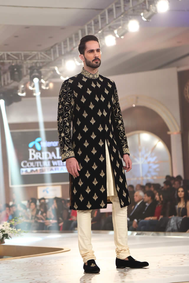 2015 Humayun Alamgir Dresses Collection Images