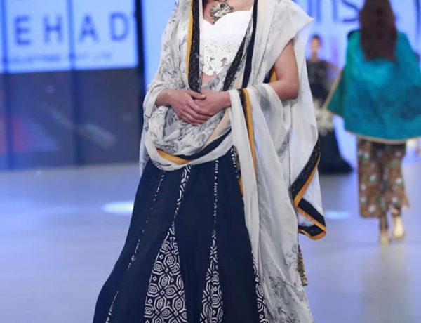Ittehad Dresses at PSFW 2016