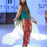 Ittehad Dresses PFDC Sunsilk Fashion Week 2016 Images