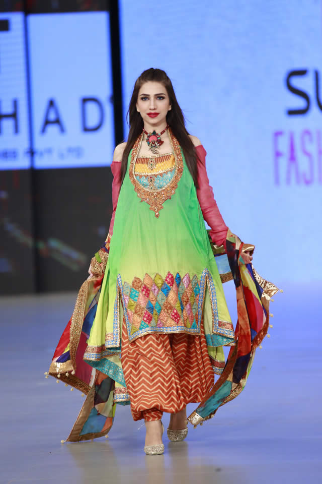 2016 Ittehad Dresses Collection Images